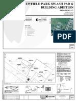 Newfield Park Splash Pad - 100% Construction Documents