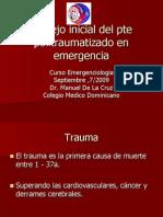080611manejoinicialdelptepolitraumatizadoenemergencia-110927121610-phpapp02