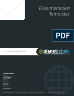 Sample Templates