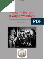 Polacy na frontach      II Wojny Światowej (2)