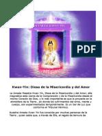 Decretos a La Amada Madre Kwan