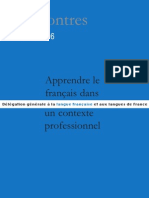 Seminaire Francais Professionnel Juin 2006