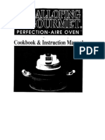 Galloping Gourmet Perfection Aire Manual