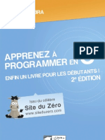Apprenez a Programmer en c 2e Edition