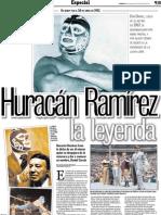 Huracan Ramirez Leyenda