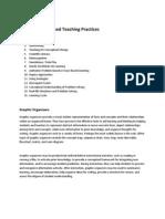 Teaching Practices