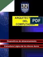 Estructura Logica de Los Discos Duros