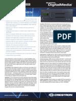 Crestron - DM-MD8x8 Digital Media Switcher.pdf