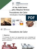 Trocadores de Calor - Introdução e Classificação