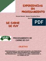 Procesamiento de Carne de Cu1