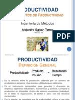 Ingenieria de Metodos - Productividad