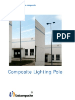 Composite Lighting Poles