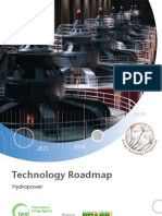 2012 Hydropower Roadmap