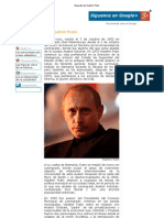 Biografia de Vladímir Putin