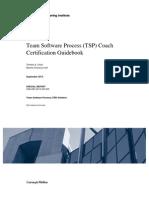 Team Software Process (TSP) Coach Certification Guidebook