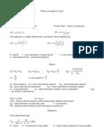 finanse - wzory