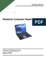 Sony Vaio Training-manual