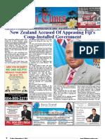 FijiTimes_September 6 2013