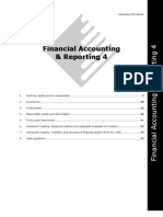 Financia Accounting and Reporting 4