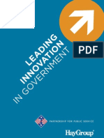 Leading Innovation in Government-[2011.03.10]