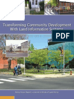 Transforming Community Development with Land Information Systems