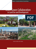 Town-Gown Collaboration