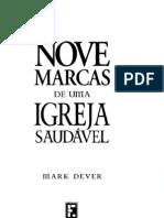 Nove Marcas de uma Igreja Saudavel.pdf