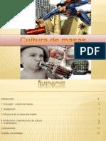 Cultura de Masas Sn