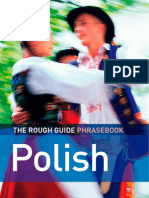 01 the Rough Guide Pharsebook Polish
