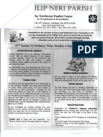 Bulletin for September 8, 2013