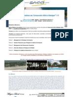Université Libre d'Abidjan 2009