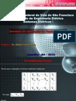 04 - Sistemas Eletricos I - Exemplo Numerico - Fluxo de Carga