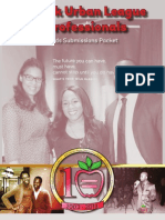 New York Urban League Young Professionals 2012-2013 Annual Report