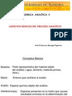 Aspectos Basicos Del Proceso Analitico