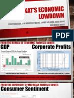 Kat's Economic Lowdown 2