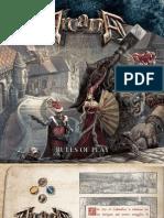 Arcana Rulebook