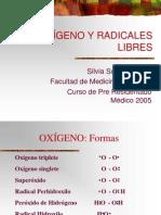 (12) Oxigeno y Radicales