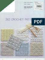 Crochet 262 patrones pdf de