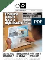 La intergración de redacciones argentinas - Las cinco W - Revista de la UCA - 2008