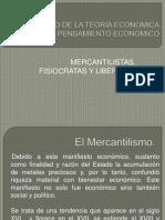 Desarrollo de La Teoria Economica, Historia Del