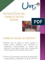 Metodologia Del Trabajo Social Grupal 5-11 de SEP.