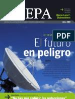 Revista Adepa nº 240 El futuro en peligro