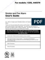 Fire Alarm Manual 1235 En