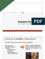 estudio financierio