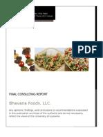 Bhavana Foods Final Report