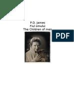 P.D. James - Fiul Omului v.0.9