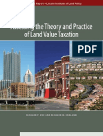 Assessing the Theory and Practice of Land Value Taxation
