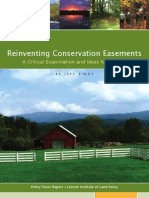 Reinventing Conservation Easements