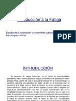 Introduccion a La Fatiga