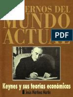 Cuadernos del Mundo Actual. Historia 16, nº 013, 1993 - Keynes y sus teorías económicas